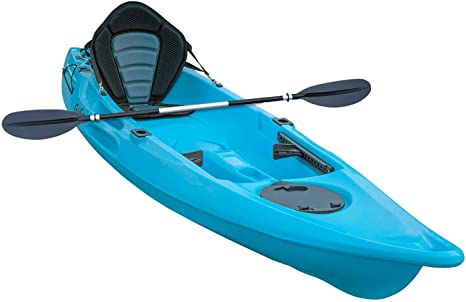 Sit on a kayak